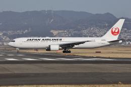 航空フォト:JA659J 日本航空 767-300
