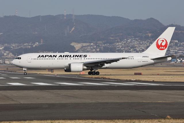 航空フォト:JA659J 日本航空
