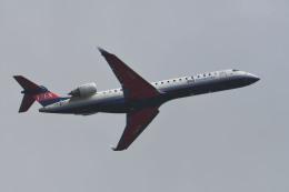 れぐぽよさんが、小松空港で撮影したアイベックスエアラインズ CL-600-2C10 Regional Jet CRJ-702の航空フォト(飛行機 写真・画像)