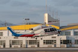 HARUNA2005さんが、群馬ヘリポートで撮影した山梨県消防防災航空隊 S-76Dの航空フォト(飛行機 写真・画像)