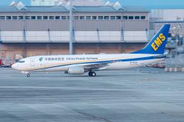ヒロミさんが、関西国際空港で撮影した中国郵政航空 737-8Q8(BCF)の航空フォト(飛行機 写真・画像)