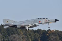 かとそさんが、茨城空港で撮影した航空自衛隊 F-4EJ Kai Phantom IIの航空フォト(飛行機 写真・画像)