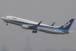 BOEING737MAX-8さんが、羽田空港で撮影した全日空 737-881の航空フォト(飛行機 写真・画像)