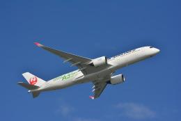 runway1836さんが、那覇空港で撮影した日本航空 A350-941の航空フォト(飛行機 写真・画像)