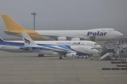わんだーさんが、中部国際空港で撮影したバンコクエアウェイズ A319-131の航空フォト(飛行機 写真・画像)