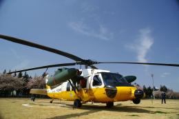れぐぽよさんが、熊谷基地で撮影した航空自衛隊 UH-60Jの航空フォト(飛行機 写真・画像)