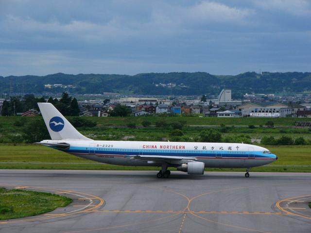 れぐぽよさんが、富山空港で撮影した中国北方航空 A300B4-622Rの航空フォト(飛行機 写真・画像)