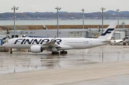 Echo-Kiloさんが、中部国際空港で撮影したフィンエアー A350-941の航空フォト(飛行機 写真・画像)