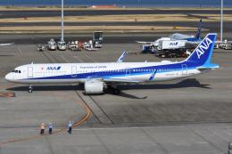 航空フォト:JA135A 全日空 A321neo