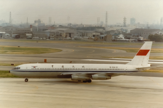 rokko2000さんが、伊丹空港で撮影した中国民用航空局の航空フォト(飛行機 写真・画像)