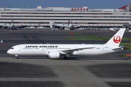 KOKI_ANA-Brussels767さんが、羽田空港で撮影した日本航空 787-9の航空フォト(飛行機 写真・画像)