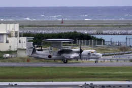 K.Sさんが、那覇空港で撮影した航空自衛隊 E-2C Hawkeyeの航空フォト(飛行機 写真・画像)