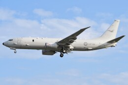 デルタおA330さんが、嘉手納飛行場で撮影したオーストラリア空軍 P-8A (737-8FV)の航空フォト(飛行機 写真・画像)
