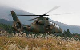 asuto_fさんが、日出生台演習場で撮影した陸上自衛隊 OH-1の航空フォト(飛行機 写真・画像)