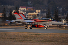 Tomo-Papaさんが、横田基地で撮影したアメリカ海軍 F/A-18C Hornetの航空フォト(飛行機 写真・画像)