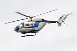 Echo-Kiloさんが、岐阜基地で撮影した防衛装備庁 BK117B-1の航空フォト(飛行機 写真・画像)