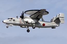Echo-Kiloさんが、岐阜基地で撮影した航空自衛隊 E-2C Hawkeyeの航空フォト(飛行機 写真・画像)