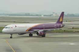 磐城さんが、広州白雲国際空港で撮影したカンボジア・アンコール航空 A321-231の航空フォト(飛行機 写真・画像)