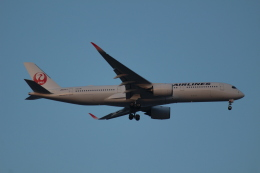 デルさんが、羽田空港で撮影した日本航空 A350-941の航空フォト(飛行機 写真・画像)