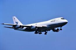 航空フォト:EP-ICC イラン航空 747-200