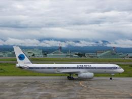 れぐぽよさんが、小松空港で撮影したダリアビア航空 Tu-214の航空フォト(飛行機 写真・画像)