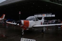 木人さんが、下総航空基地で撮影した海上自衛隊 T-5の航空フォト(飛行機 写真・画像)