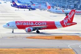 amagoさんが、関西国際空港で撮影したフィリピン・エアアジア A320-216の航空フォト(飛行機 写真・画像)