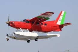 キイロイトリさんが、八尾空港で撮影したせとうちSEAPLANES Kodiak 100の航空フォト(飛行機 写真・画像)