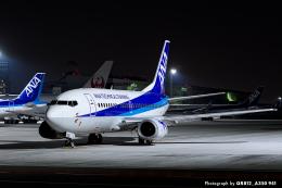 kina309さんが、羽田空港で撮影した全日空 737-54Kの航空フォト(飛行機 写真・画像)