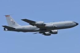 デルタおA330さんが、嘉手納飛行場で撮影したアメリカ空軍 KC-135T Stratotanker (717-148)の航空フォト(飛行機 写真・画像)