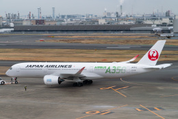 sakaki787さんが、羽田空港で撮影した日本航空 A350-941の航空フォト(飛行機 写真・画像)