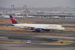 sakaki787さんが、羽田空港で撮影したデルタ航空 A350-941の航空フォト(飛行機 写真・画像)