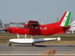 YaoRJOYさんが、八尾空港で撮影したせとうちSEAPLANES Kodiak 100の航空フォト(飛行機 写真・画像)