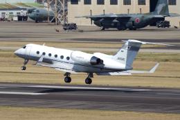 yabyanさんが、名古屋飛行場で撮影したエム・エイチ・アイ・ファイナンス G-IV Gulfstream IV-SPの航空フォト(飛行機 写真・画像)