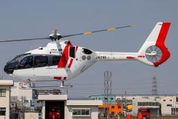 A.Tさんが、八尾空港で撮影した中日本航空 EC135P3の航空フォト(飛行機 写真・画像)