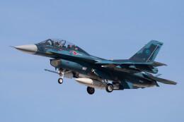 航空フォト:03-8105 航空自衛隊 F-2B