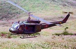 A-330さんが、東富士演習場で撮影した陸上自衛隊 UH-1Hの航空フォト(飛行機 写真・画像)