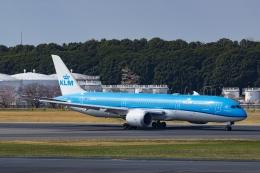 Mochi7D2さんが、成田国際空港で撮影したKLMオランダ航空 787-9の航空フォト(飛行機 写真・画像)