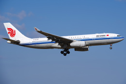 Tatsuya.Kさんが、成田国際空港で撮影した中国国際航空 A330-243の航空フォト(飛行機 写真・画像)
