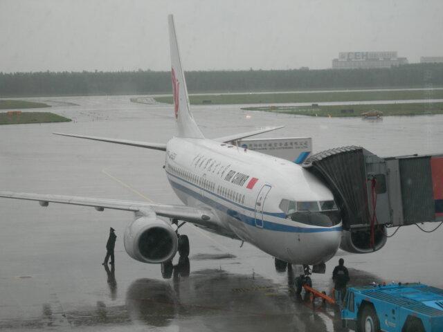 瀋陽桃仙国際空港 - Shenyang Taoxian International Airport [SHE/ZYTX]で撮影された瀋陽桃仙国際空港 - Shenyang Taoxian International Airport [SHE/ZYTX]の航空機写真(フォト・画像)