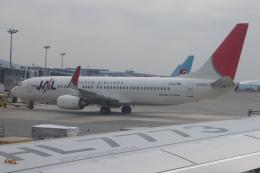 磐城さんが、金海国際空港で撮影した日本航空 737-846の航空フォト(飛行機 写真・画像)