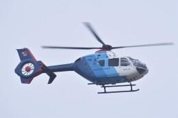 kumagorouさんが、仙台空港で撮影した中日新聞社 EC135P2の航空フォト(飛行機 写真・画像)
