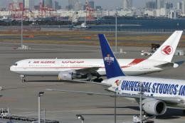 senyoさんが、羽田空港で撮影したアルジェリア航空 767-3D6の航空フォト(飛行機 写真・画像)
