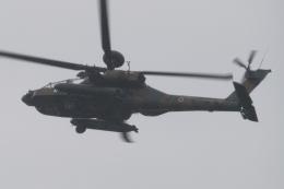 木人さんが、木更津飛行場で撮影した陸上自衛隊 AH-64Dの航空フォト(飛行機 写真・画像)