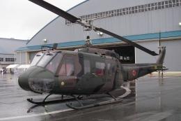 木人さんが、木更津飛行場で撮影した陸上自衛隊 UH-1Hの航空フォト(飛行機 写真・画像)