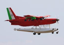 LOTUSさんが、神戸空港で撮影したせとうちSEAPLANES Kodiak 100の航空フォト(飛行機 写真・画像)