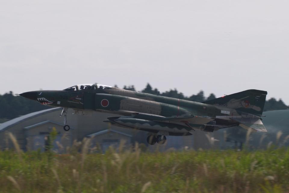木人さんの航空自衛隊 McDonnell Douglas RF-4E Phantom II (47-6905) 航空フォト