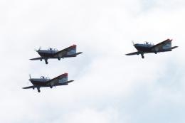 木人さんが、浜松基地で撮影した航空自衛隊 T-7の航空フォト(飛行機 写真・画像)