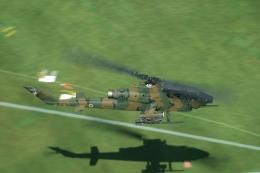 れぐぽよさんが、クロスランドおやべ で撮影した陸上自衛隊 AH-1Sの航空フォト(飛行機 写真・画像)