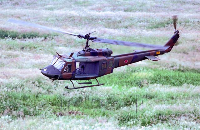 A-330さんが、東富士演習場で撮影した陸上自衛隊 UH-1Jの航空フォト(飛行機 写真・画像)